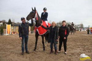 winner and anna carway in barnadown spring tour15