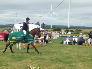 MR ROCKAFELLAR WINS JIM BOLGER SPONSORED TRMHORSEWARE NATIONAL GRAND PRIX AT BANNOW RATHANGAN 9TH JULY