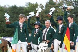 Junior 2015 Silver Medalists European Championships
