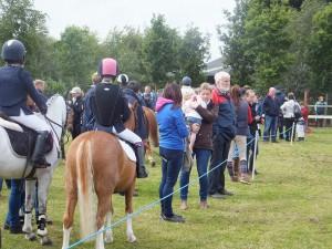 spectators at GLL Final