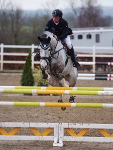 john Floody and mise le meas winners of the spring tour gp at barnadown 3-4-16 photo by Laurence dunne Jumpinaction.net