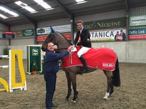 vincent bytne on Caugathy winner at Wexford Eq 5316